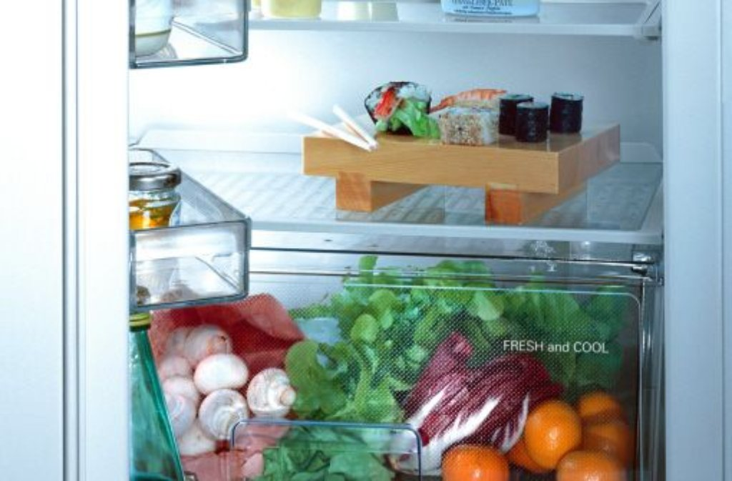 Kleiner Kühlschrank Silber : Nanotechnologie: keimtötende zwerge im kühlschrank wissen