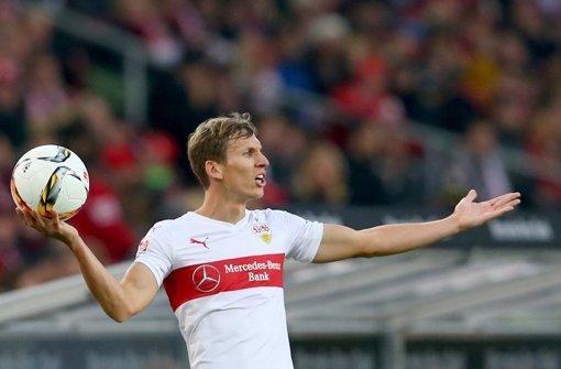 Einst Stammspieler, dann außen vor, nun vor einer neuen Chance: Florian Klein soll beim VfB den verletzten Kevin Großkreutz ersetzen. Foto: Bongarts