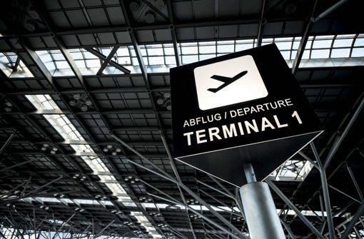 Brandschutz am Flughafen ein Thema