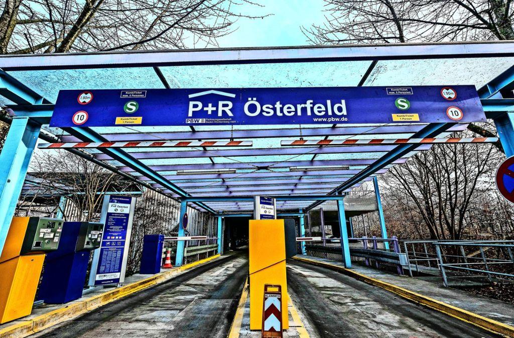 Stuttgart-Vaihingen: Firmen-Mitarbeiter möbeln Parkhausbilanz auf ...