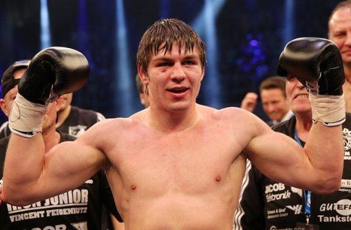 Für seine Sprüche bekannt: Boxer Vincent Feigenbutz. Foto: dpa