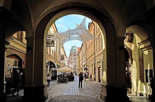 Erstrahlt in neuem Glanz: Altstadt von Breslau Foto: dpa