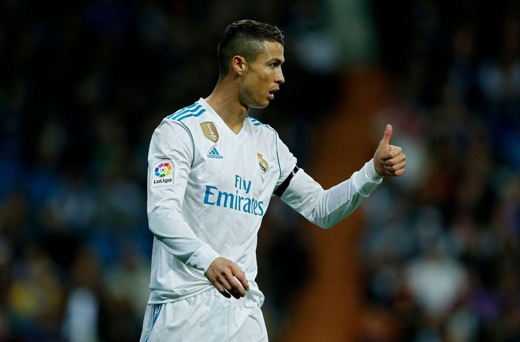 Cristiano Ronaldo Baby Nummer Vier Ist Da Panorama Stuttgarter