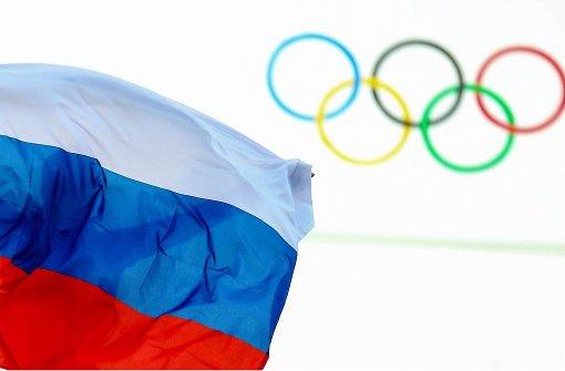 Russland muss gesperrt werden