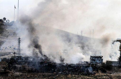 PKK bekennt sich zu Anschlag auf Polizisten