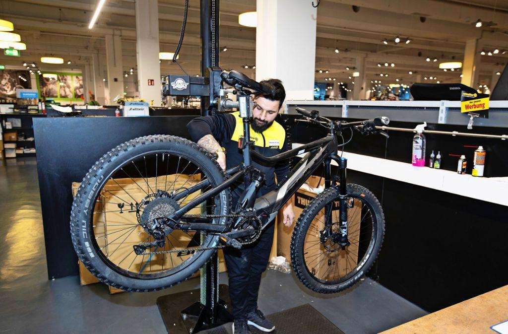 Zweirad Stadler In Filderstadt Fahrradpannen Werden Nach Wie Vor