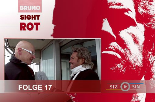 Bruno sieht rot: Talk mit Holger Fischer