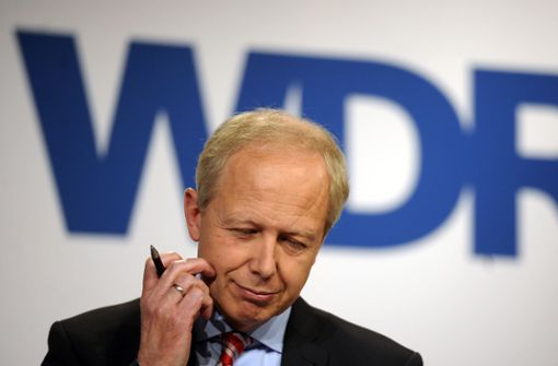 WDR-Intendant Tom Buhrow hat sich entsetzt über die Morddrohung gezeigt. Foto: picture alliance / dpa