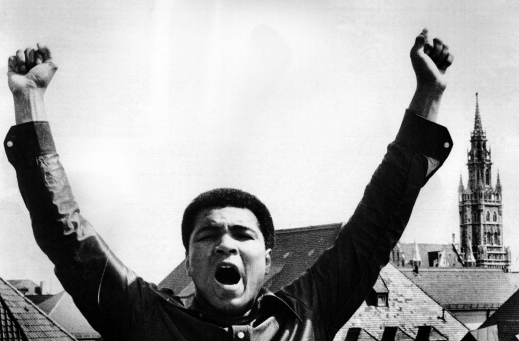 Muhammad Ali Gestorben