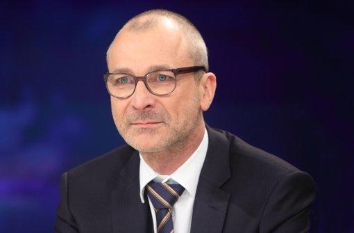 Volker Beck unter Beschuss