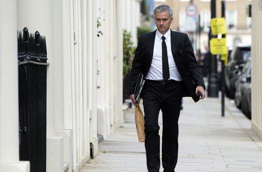 Mourinho neuer Trainer bei Manchester United