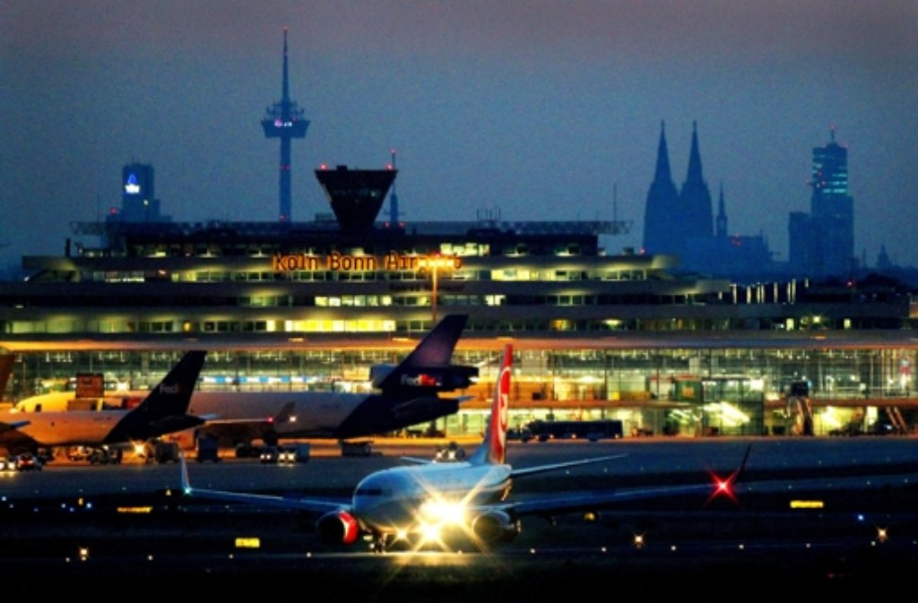 Flug Stuttgart Nach Köln