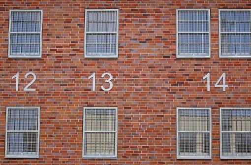 18-jähriger Häftling erwürgt Mitgefangenen