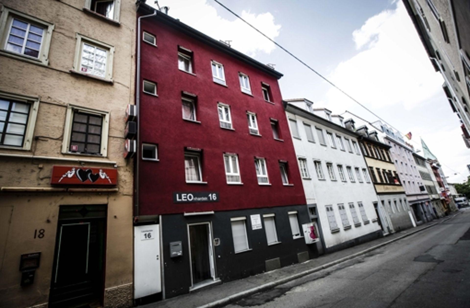 Prostitution im Leonhardsviertel: Erstes Bordell im