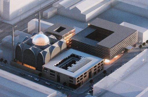 Entwürfe für eine neue Moschee  vorgestellt