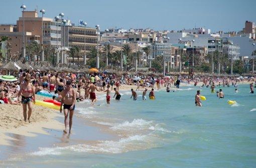 Mallorca lockt zu viele Touristen
