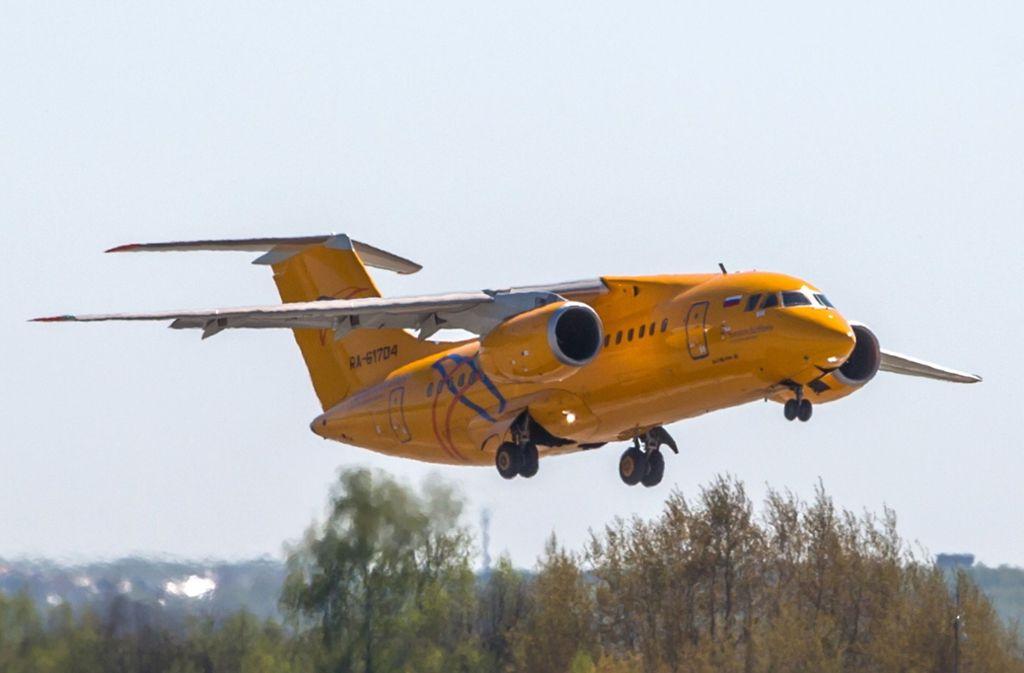 Flugzeugabsturz In Moskau Alle 71 Passagiere Kommen Ums Leben