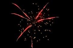 Silvesternacht 2012 - In unserer Bildergalerie präsentieren wir Ihnen die schönsten Leserfotos vom Feuerwerk in Stuttgart und der Region. Foto: Leserfotograf tiffy