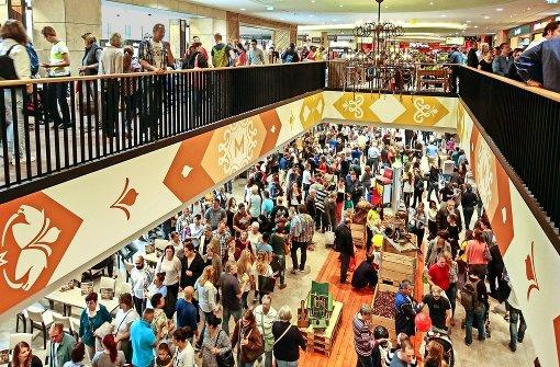 Verdi kämpft gegen Shopping-Sonntage