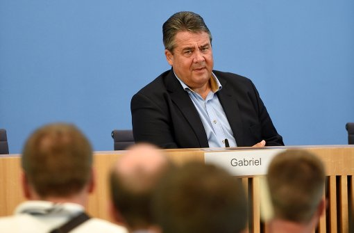 USA haben laut Gabriel Verhandlungen beendet
