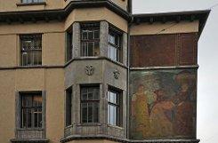 ... im Jugendstil nach den Plänen des Architekten Martin Elsaesser, der auch die Evangelische Stadtkirche in Gaisburg entwarf. Foto: Leserfotograf renate1706