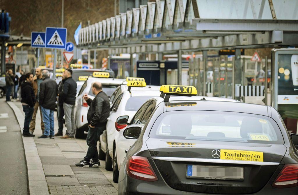 Taxi Nachrichten Stuttgart