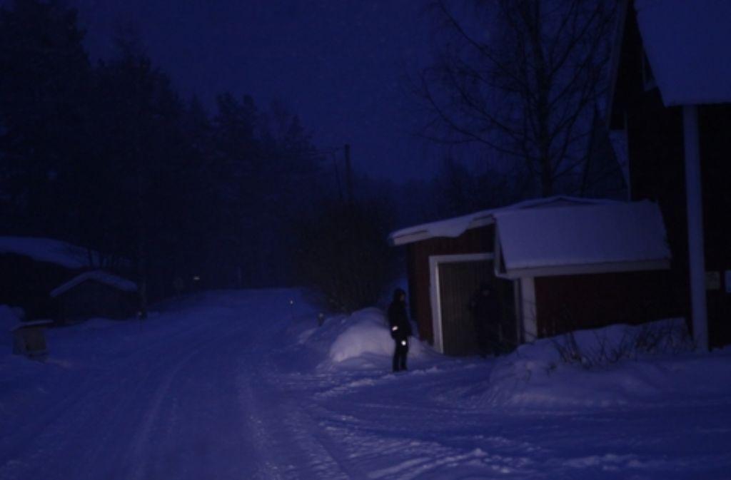 reflektoren f r fu g nger die im dunkeln sieht man nicht. Black Bedroom Furniture Sets. Home Design Ideas