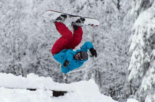 Anmeldung möglich für Skiausfahrten