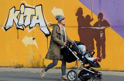 Im neuen Jahr steigen die Kita-Gebühren kräftig. Foto: dpa