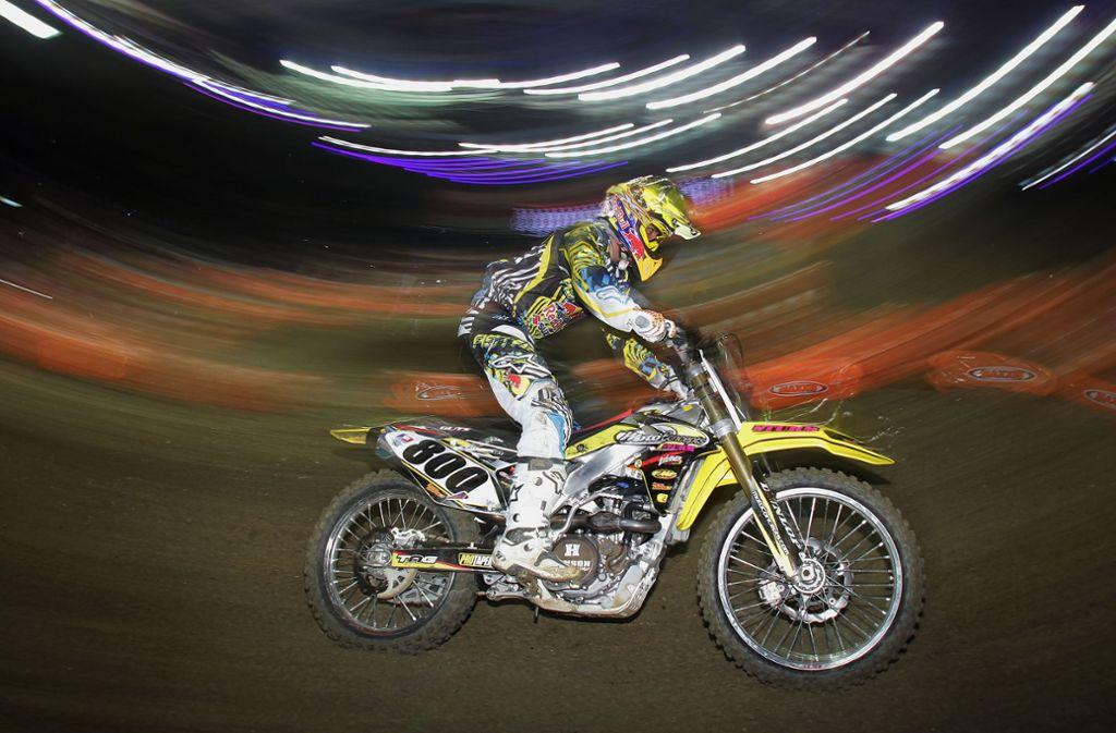 Motocross in Stuttgart - Amerikaner unter sich - Stuttgarter Nachrichten