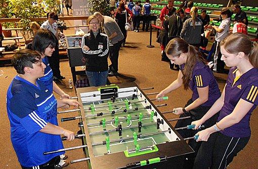 Die Niederlage gegen deutsche Spielerinnen in der Vorrunde Foto: StN