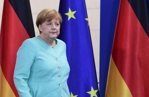 """Merkel: """"Ein Einschnitt für Europa"""""""