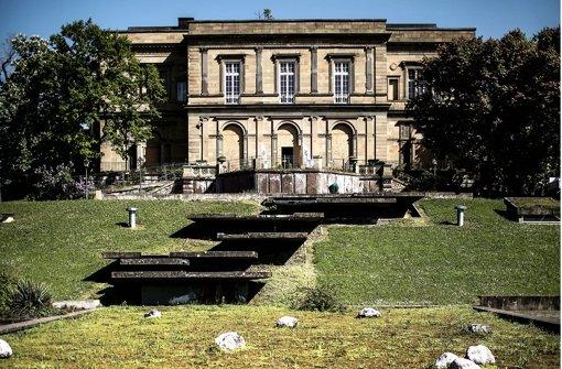 Das Kulturdenkmal Villa Berg wartet seit Jahren auf die Sanierung. Foto: Leif Piechowski