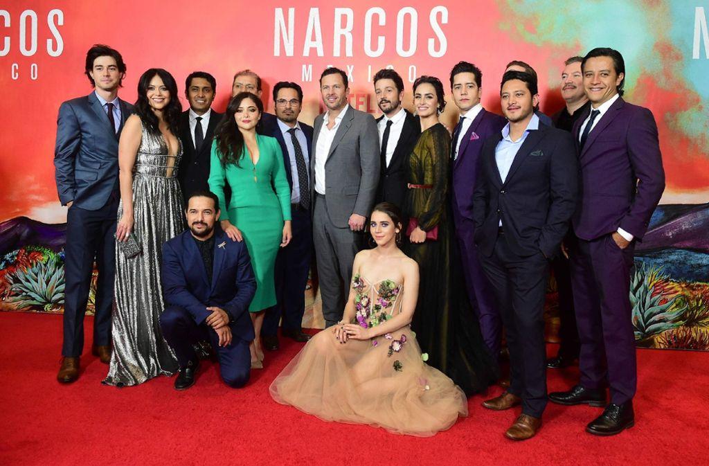 Fortsetzung Der Netflix Serie Narcos Die Vierte Staffel Narcos
