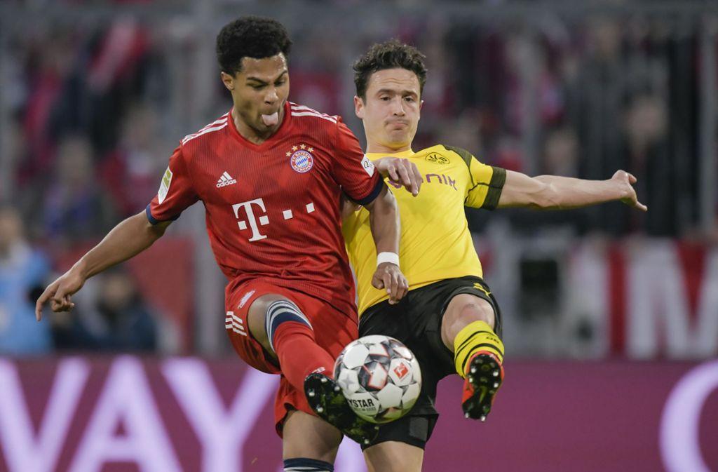 Fc Bayern Munchen Supercup Gegen Borussia Dortmund Am 3