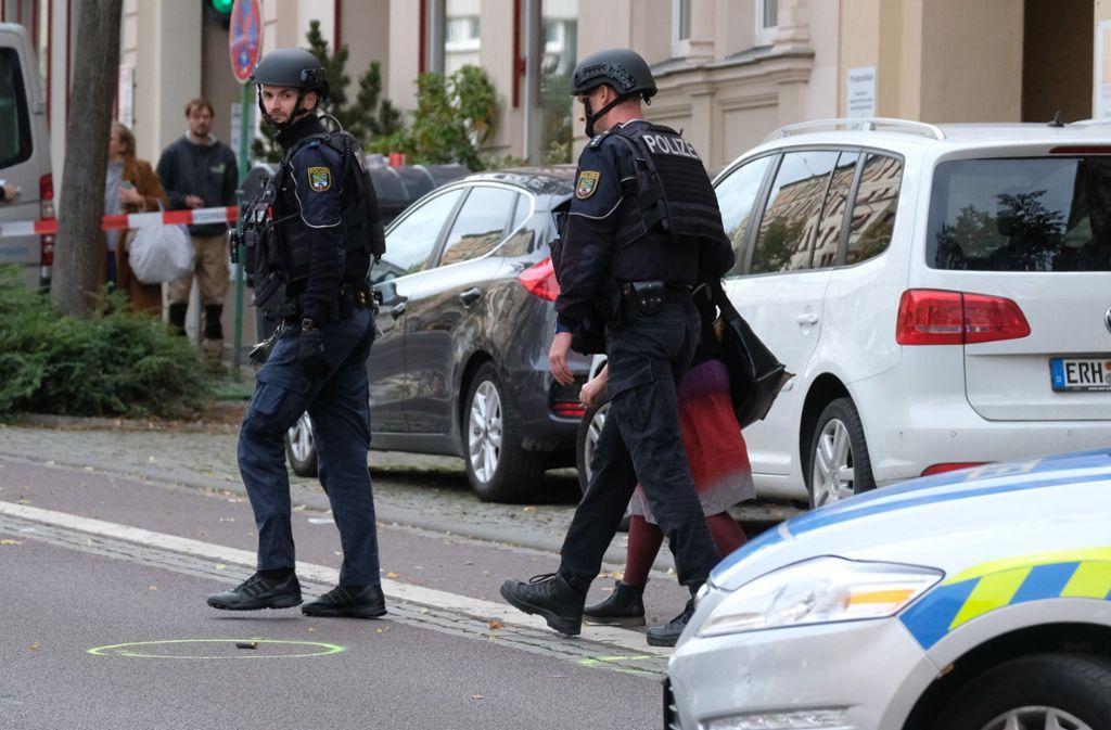 Halle Nachrichten Polizei