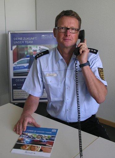 Karriere bei der Polizei