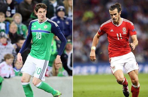 Wales gegen Nordirland im Liveticker
