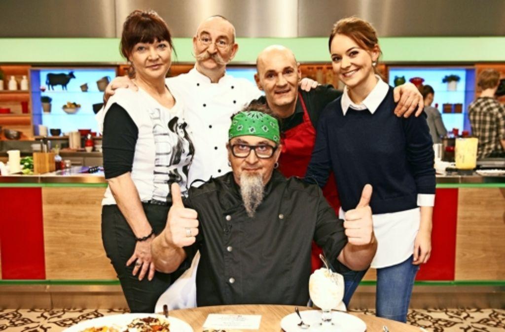 Kochshow Junkie Aus Riedenberg Auf In Die Kuchenschlacht