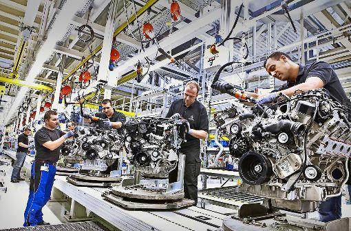 Betriebsrat fordert Batterieproduktion in Untertürkheim