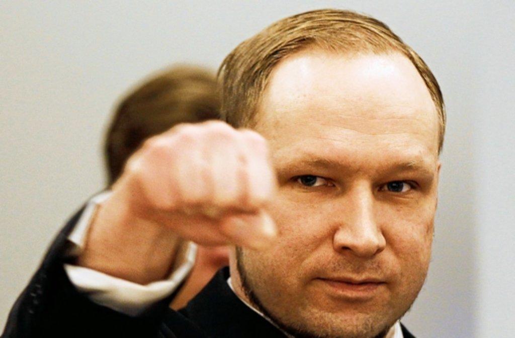 Brenton Tarrant Gallery: Anders Behring Breivik Hat Im Juli 2011 Insgesamt 77