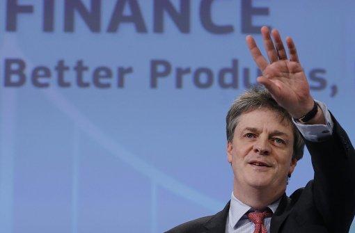 Britischer EU-Kommissar tritt zurück