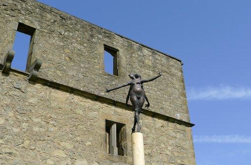 Eine teure Ruine wird renoviert