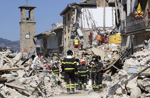 Italien ruft den Notstand aus