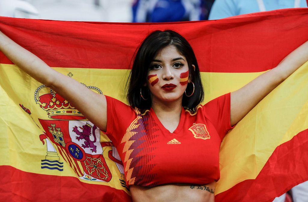 Fussball Wm 2018 In Russland Korperbemalungen Verruckte