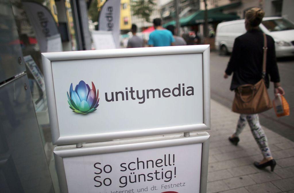 Unitymedia Störung Köln