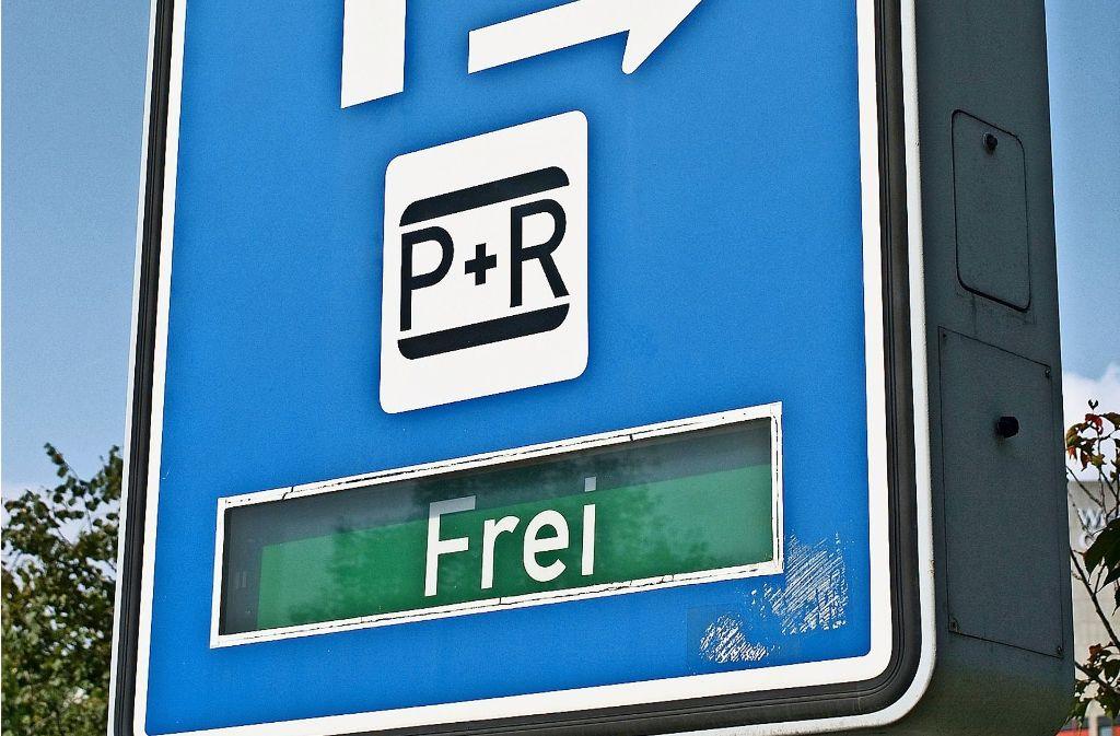 Park And Ride Esslingen
