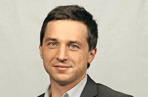 Wenn die SPD im Land weiter verliert, muss Sascha Binder um sein Mandat in Geislingen bangen.  Foto:
