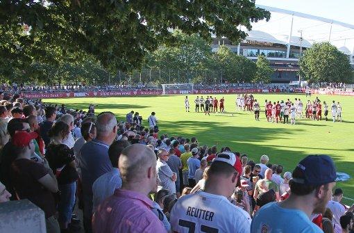 Rückkehr ins Robert-Schlienz-Stadion