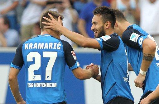 Frühere VfB-Spieler trumpfen groß auf